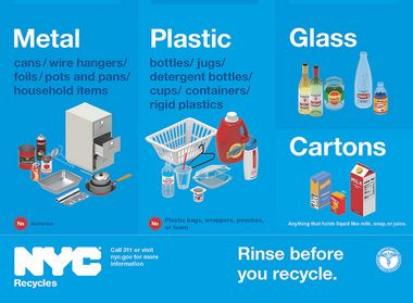 Staten Islanders Can Now Recycle All Types Of Rigid Plastics Recycling Detergent Bottles Plastic Glass