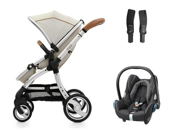 Egg Travel System Prosecco Baby Equipment Prams New Baby