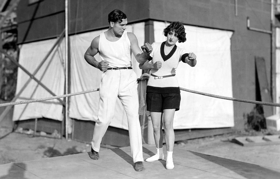 Image result for estelle taylor and jack dempsey