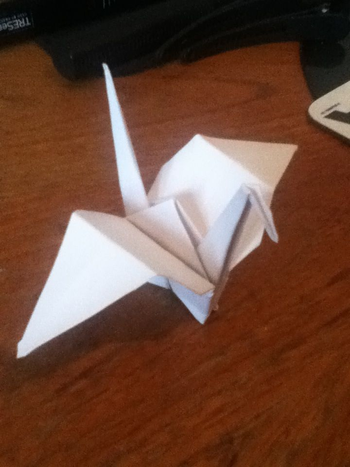 How to Make an Origami Bird Base: 13 Steps (with Pictures) | 960x720