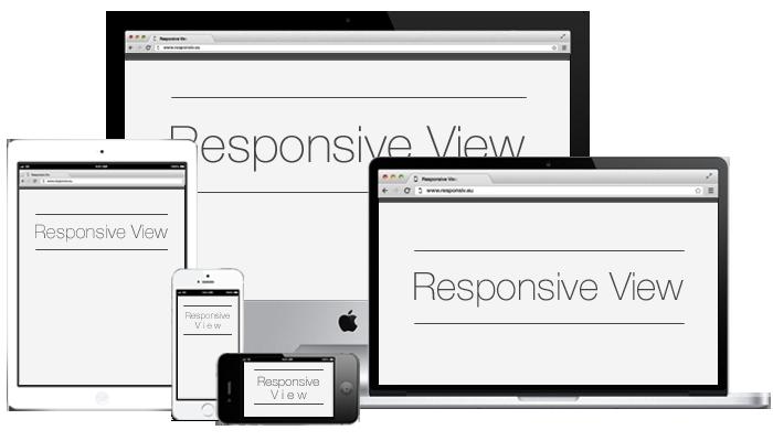 Responsive View Web Development Tools Responsive Design Responsive Website Design