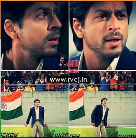 Image result for Chak De India:last scene