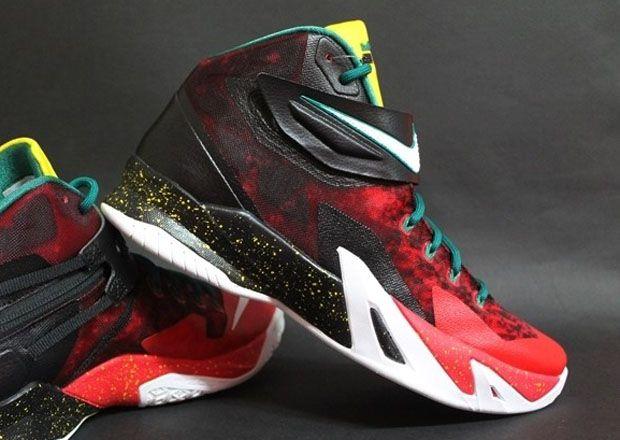 Nike Zoom LeBron Soldier 8 \