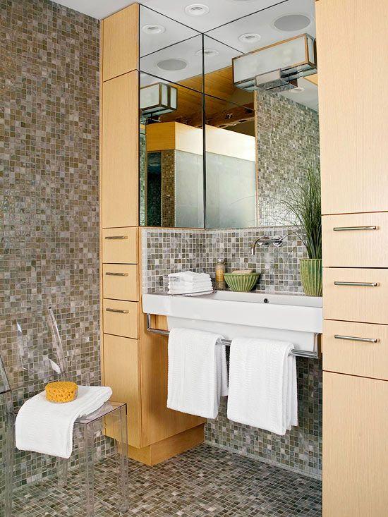 como organizar mi cocina pequeña - Buscar con Google   baños ...