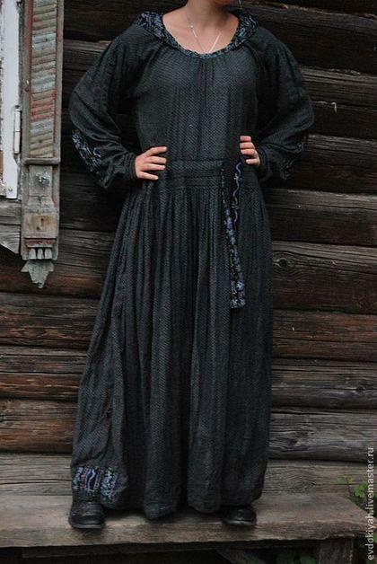 4abca88a384e Купить или заказать ОДЕЖДА ДЛЯ СВОБОДНЫХ НАТУР в интернет-магазине на  Ярмарке Мастеров. Платье