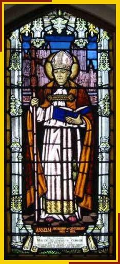 April 21 Saint Anselm Of Canterbury April Saints