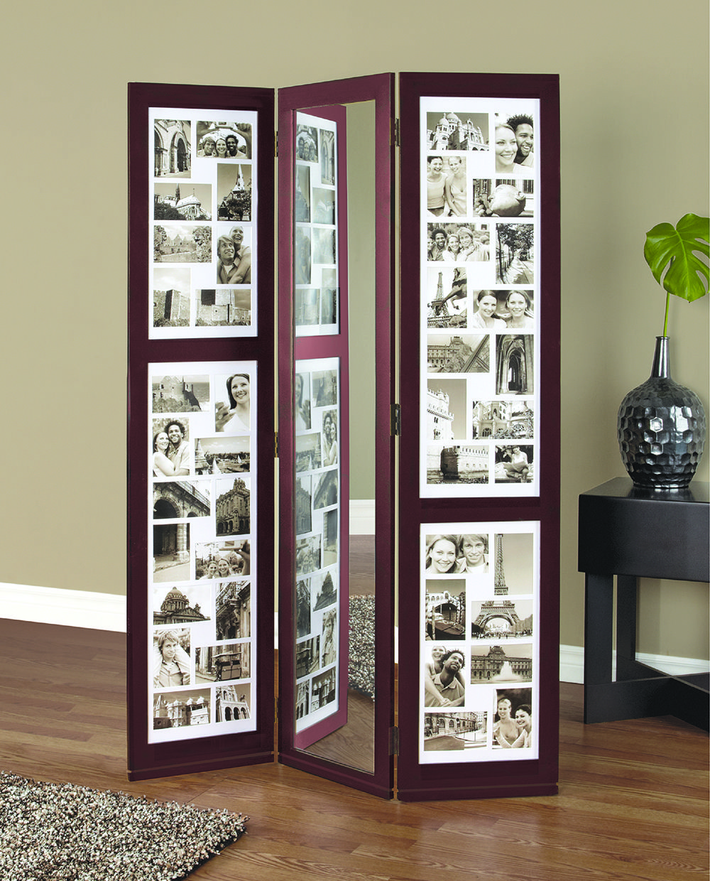 Floor Screen With A Mirror And Photo Frame Http Www Jysk