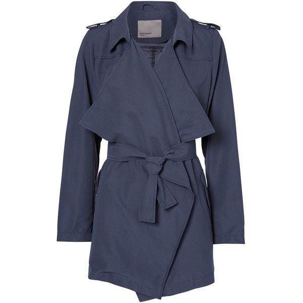 SERENA JACKET - Vero Moda (€60) ❤ liked on Polyvore featuring outerwear, jackets, vero moda jacket and vero moda