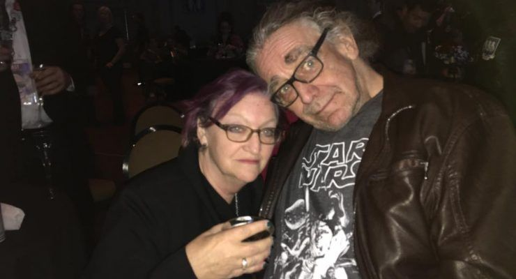 Who Is Angelique Mayhew Bio Wiki Age Husband Peter Mayhew Children Career Imdb Profile Net Worth Star Wars Film Family Outing Peter Mayhew
