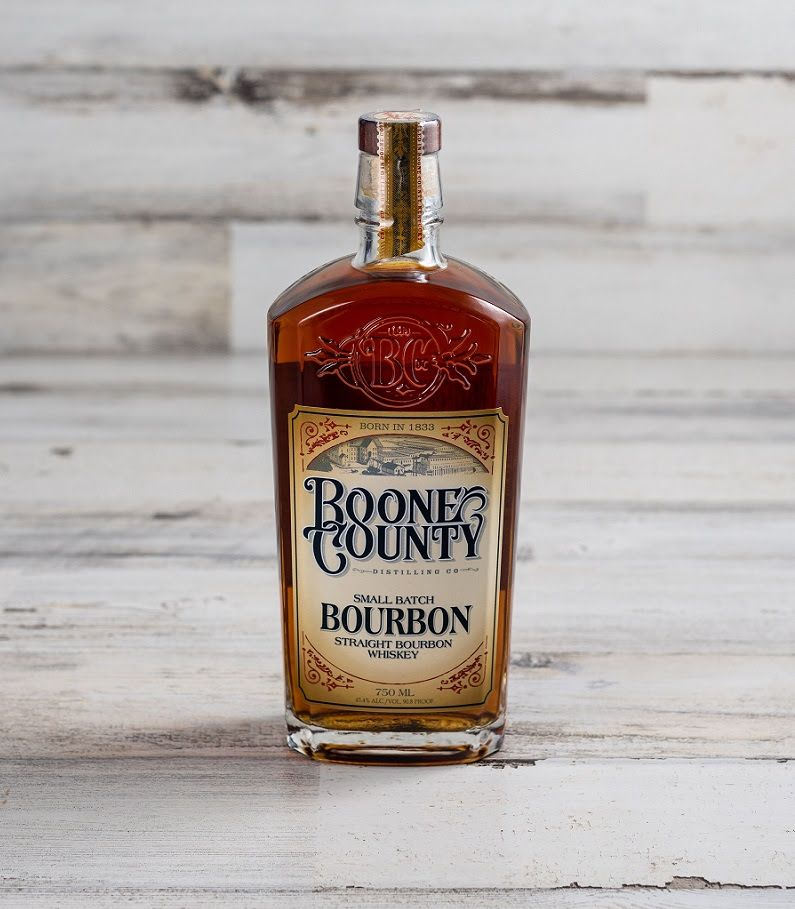 Photo of Boone County's New Small Batch Bourbon Whiskey is Hitting Shelves Now