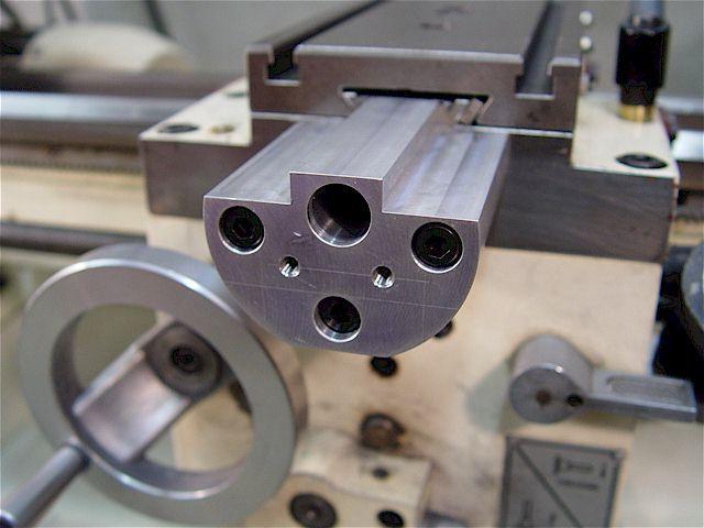 Metal Lathe 9x20 Modifications