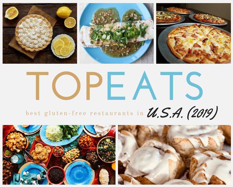 150 Must Visit Gluten Free Restaurants Bakeries For 2019 Gluten Free Dining Gluten Free Restaurants Chicago