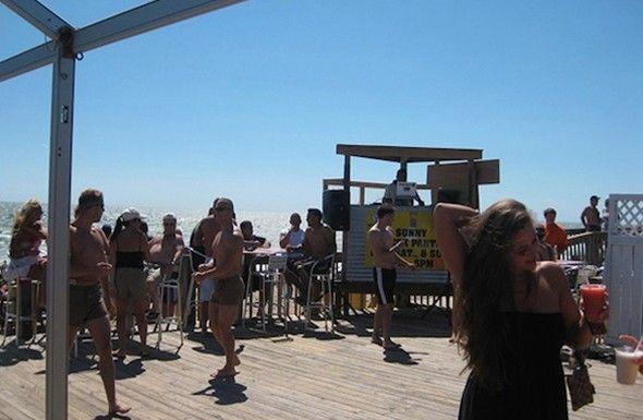 Paddy S Beach Bar Misquamicut Ri