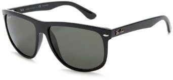 dfdb96b927022 Ray-Ban RB4147P Flatop Boyfriend Polarized Sunglasses. List Price   185.00  Savings   59.80 (32%)