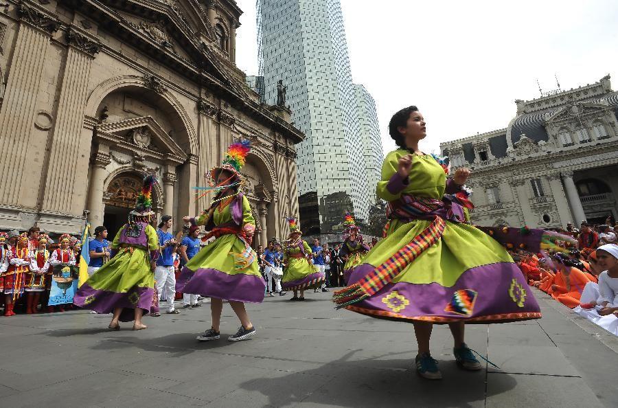 Danzas Tipicas De Chile Zona Norte