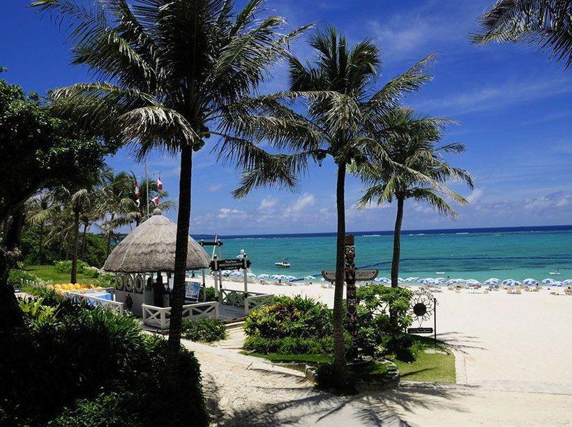 Hotel Moon Beach En Onna Son ón Okinawa Pinterest
