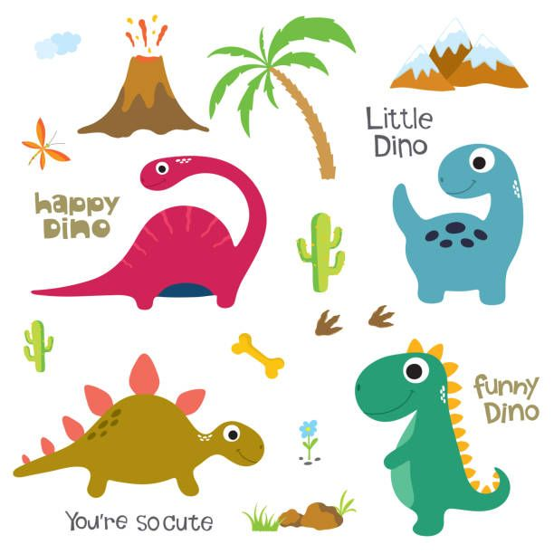 Dinosaur Illustrations, Royalty-Free Vector Graphics & Clip Art