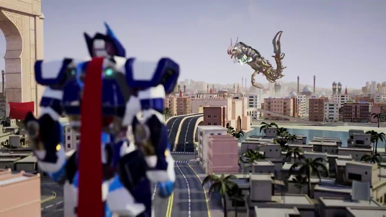 Override Mech City Brawl V Accolades PS4 Trailer 2019