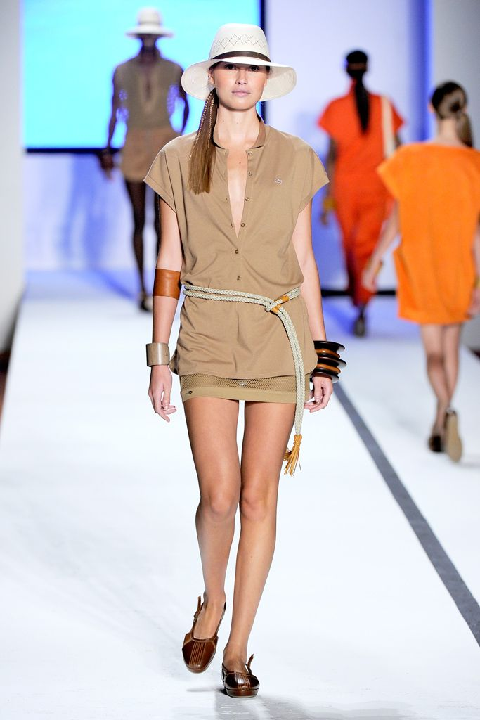Lacoste Spring 2011 Ready-to-Wear Collection Slideshow on Style.com