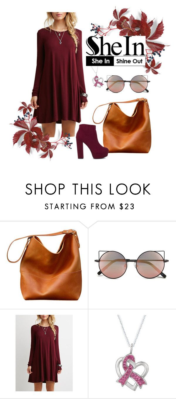 """Shein.com - A Fall of Pantone"" by kasonndra-1 ❤ liked on Polyvore featuring Linda Farrow"