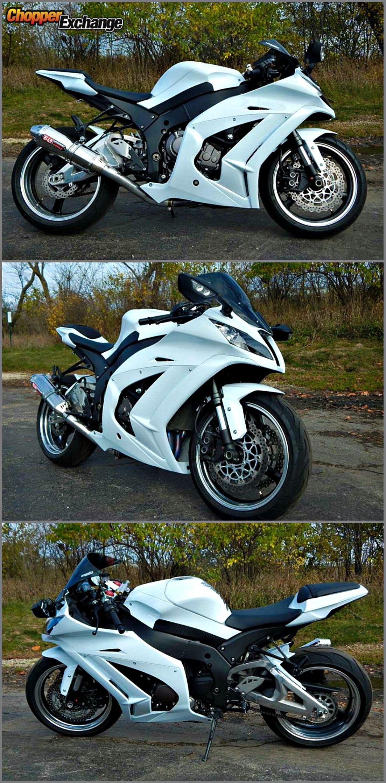 For Sale 2010 Kawasaki Ninja Zx 10r Located In Big Bend Wi Road