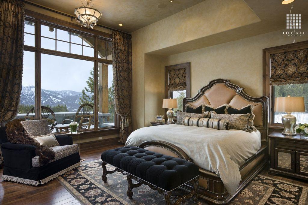 Best Mediterranean Master Bedroom With Pendant Light Uttermost 400 x 300