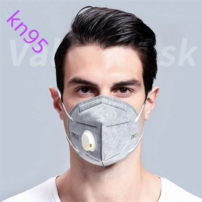 Us 34 00 Ship Within 24 Hours 5pcs Set Foldable Kn95 Face Mask With Dust Cover Self Priming Filter N95 Face Masks Ffp3 Pr In 2020 Mask Dust Mask Face Protection