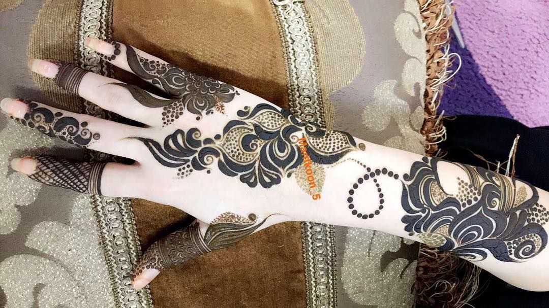 Image May Contain One Or More People Mehndi Designs Hand Henna Henna Mehndi