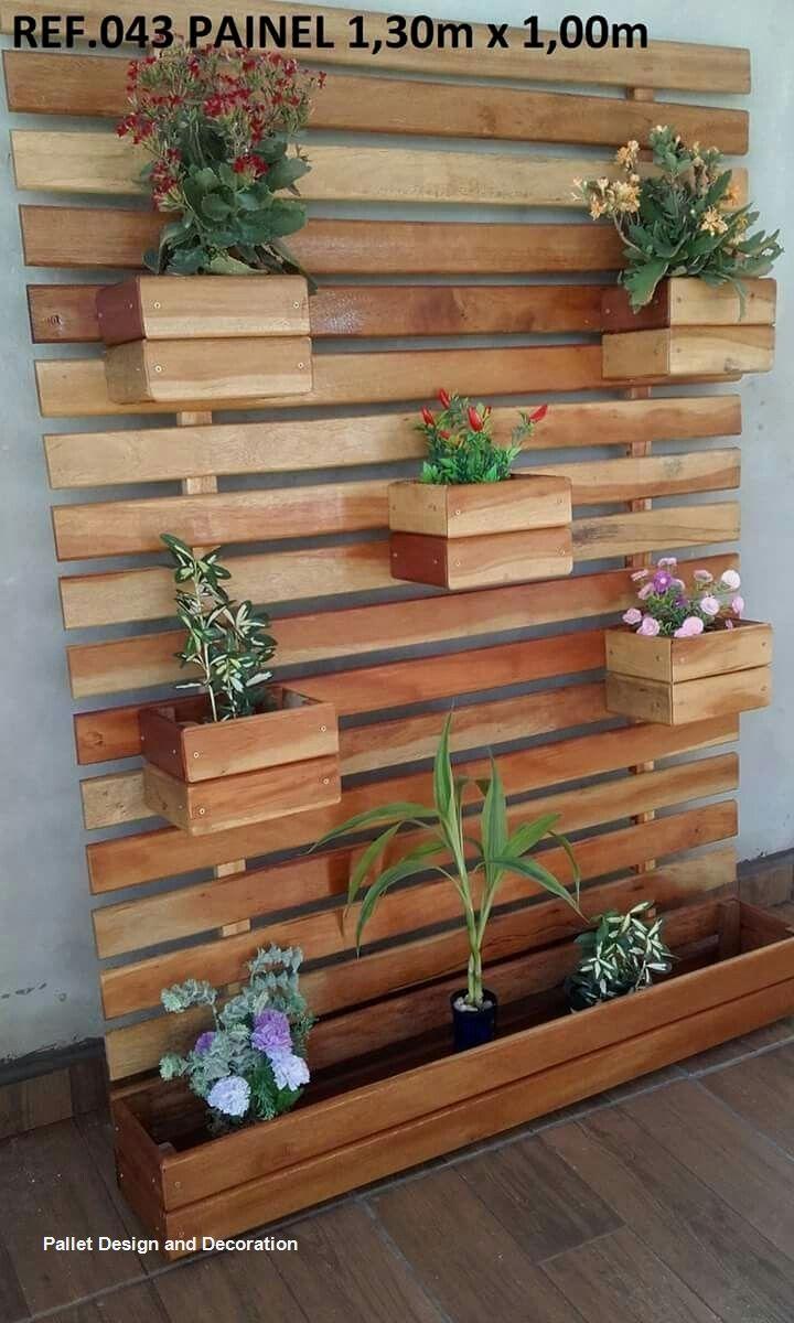Diy Pallet Ideas Anyone Can Do Diy Wall Planter Wooden Garden Furniture Diy Garden Furniture
