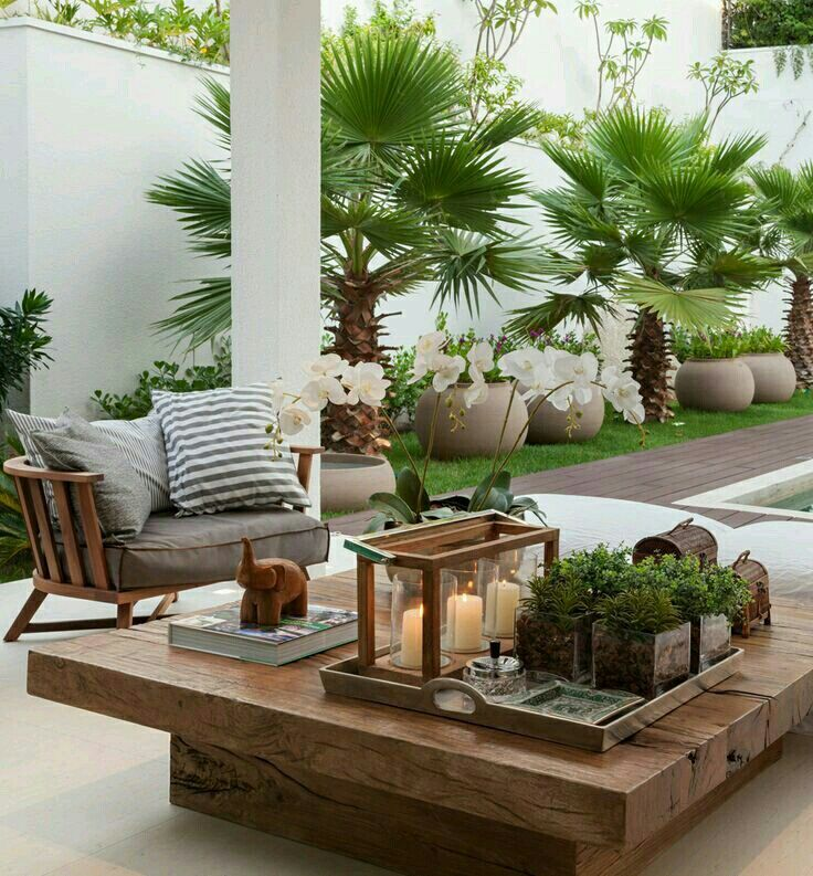Pin de Richard Walker en conservatory Pinterest Patio tropical