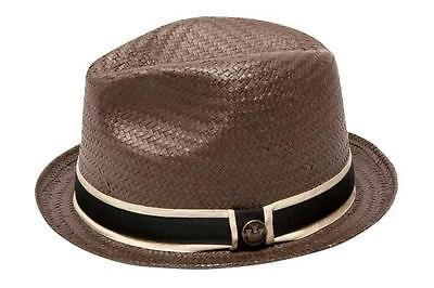 7dcd753e2bd Hats and Headwear 159078  New Goorin Brothers Hammond Brown Men S Hat -  BUY