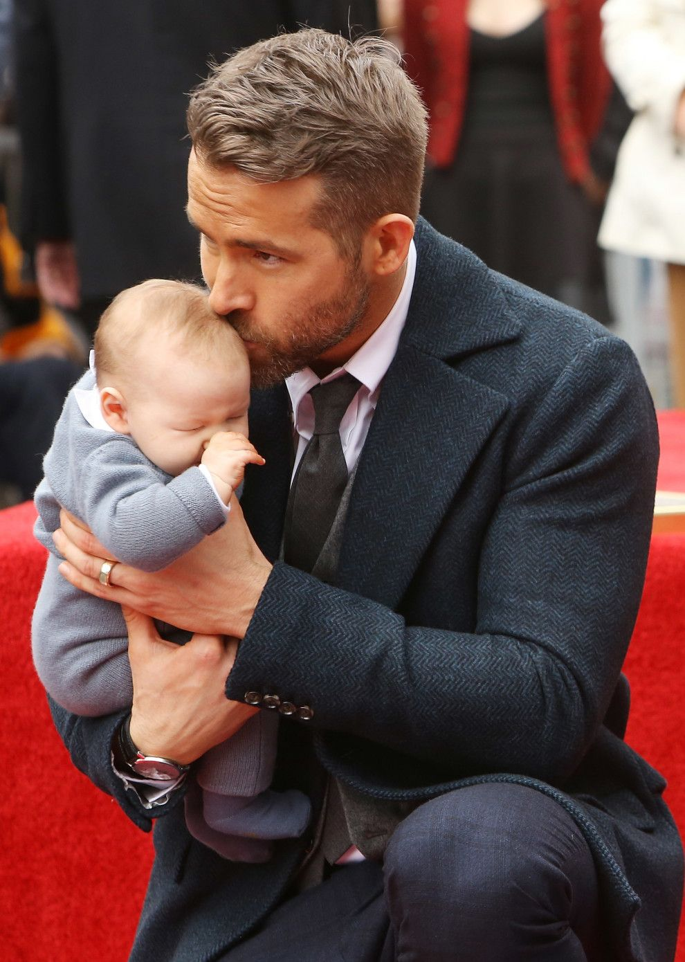 Nothing Will Ever Be As Adorable As Blake Lively And Ryan Reynolds' Family – marvel
