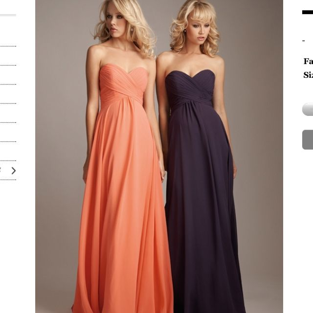 for my bridesmaids