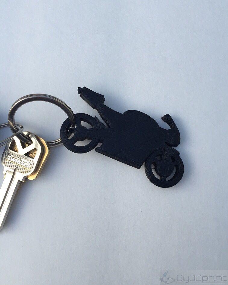 motorcycle keychain ninja ducati