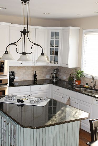 Best Kitchen Kitchen Design Black Countertops Kitchen Remodel 400 x 300