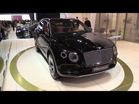 Bentley Bentayga W12 2016, 2017, In Depth Review Interior Exterior on bentley truck, bentley watch, bentley arnage, bentley sport, bentley cars 2013, bentley zagato, bentley state limousine, bentley car models, bentley icon, bentley wagon, bentley coop, bentley 2013 models, bentley hearse, bentley brooklands, bentley racing cars, bentley symbol, bentley automobiles, bentley concept, bentley falcon, bentley maybach,