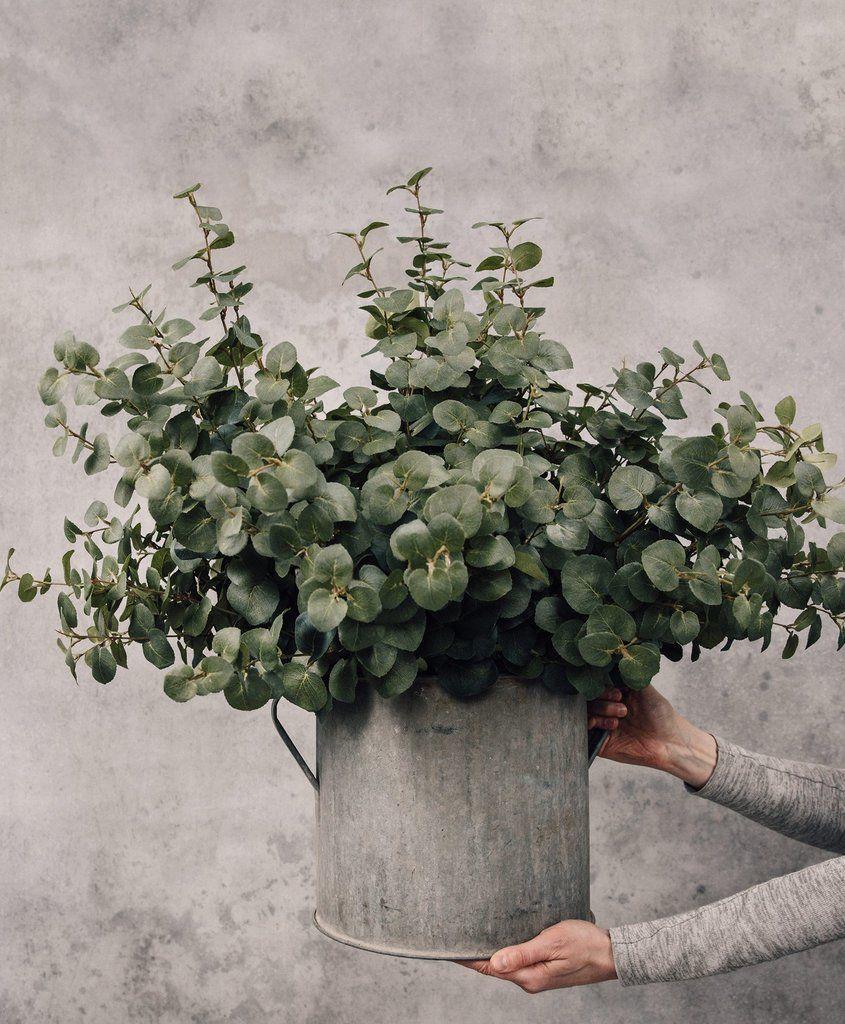 Eucalyptus artificialplantsbathroom Artificial garden