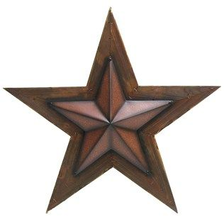 Western Wood Metal Star Decor Shop Hobby Lobby With Images