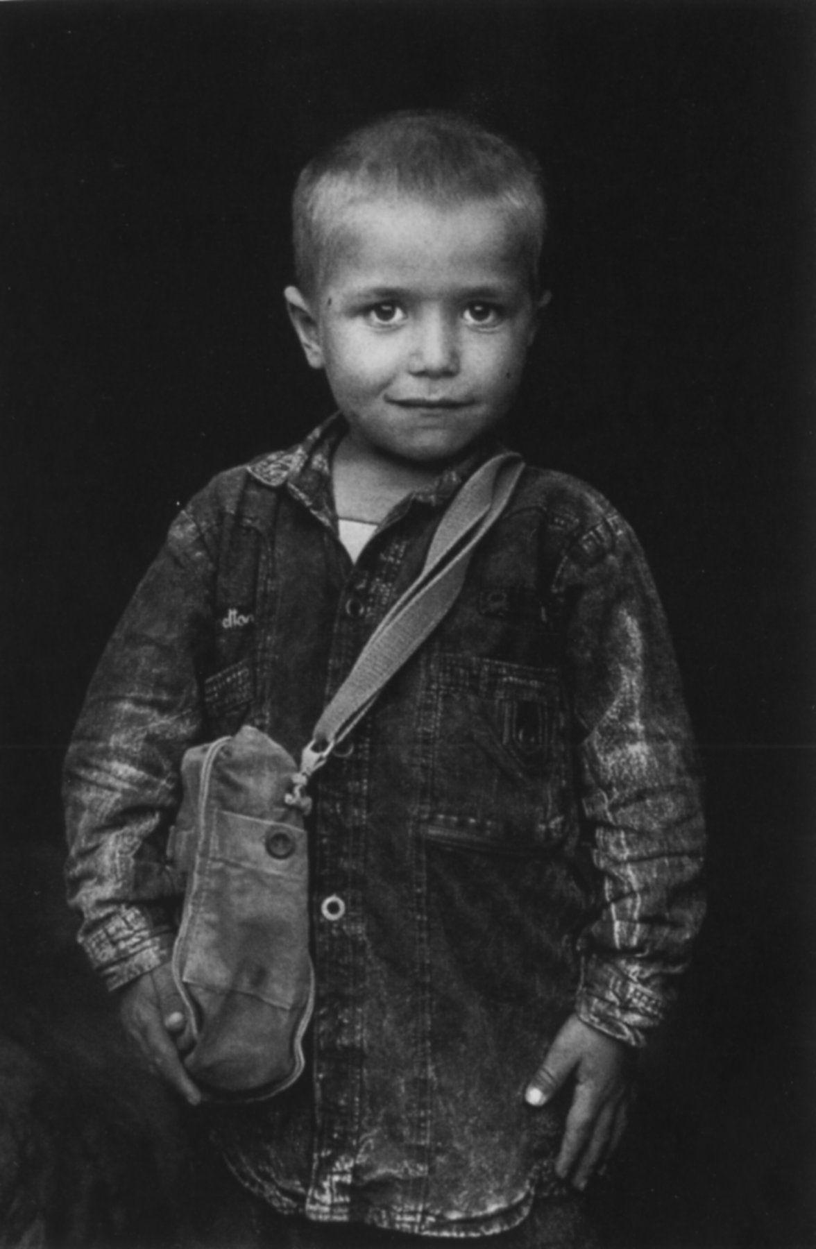 Sebastião SALGADO :: Camp de Kamaz pour les afghans déplacés, Afghanistan, 1996