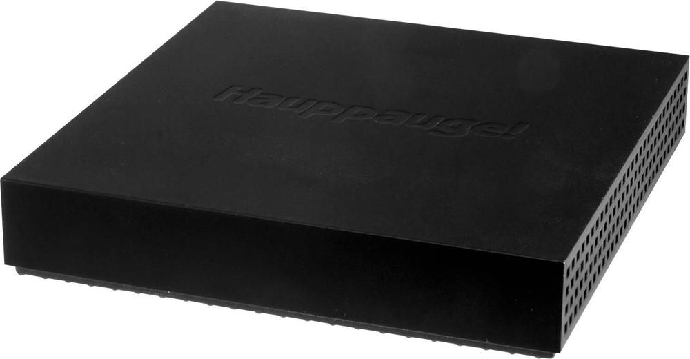 Hauppauge Dual Tuner Cordcutter Tv With Dvr Wifi Black In
