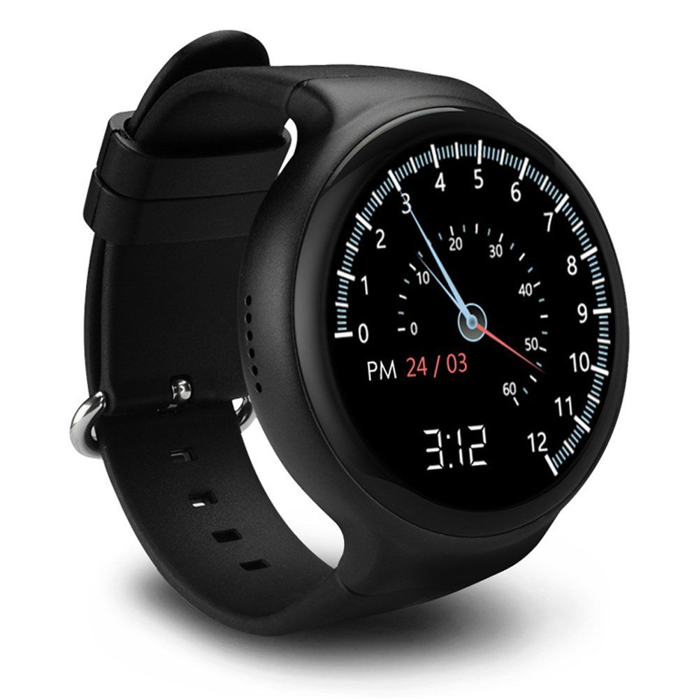 3g Smart Watch I4 Plus Mass Android 5 1 1gb 16gb 3g Smart Watch Phone Black Check This Awesome Product By Smart Watch Smart Watch Android Samsung Watches