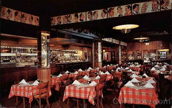 Carl S Chop House Detroit Once Home To The Worlds Longest Bar At