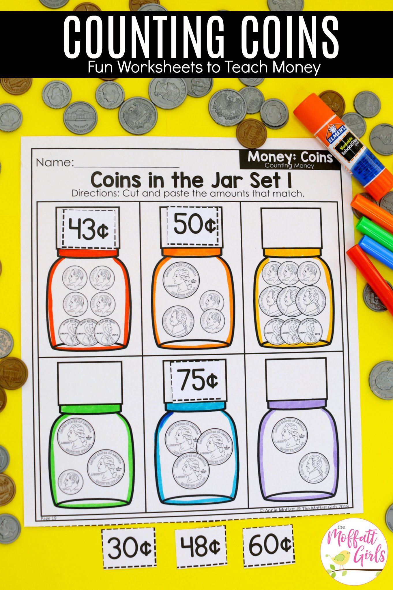 First Grade Math Money Money Math First Grade Math Money Kindergarten [ 2044 x 1362 Pixel ]