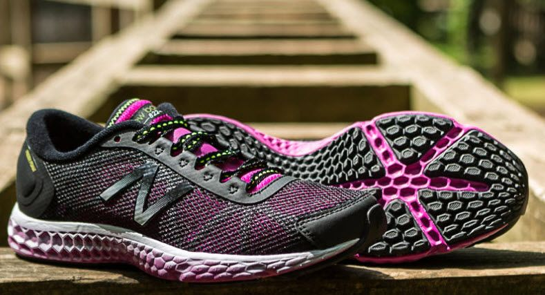 The New Balance Fresh Foam 822 Trainer, designed for high impact ...