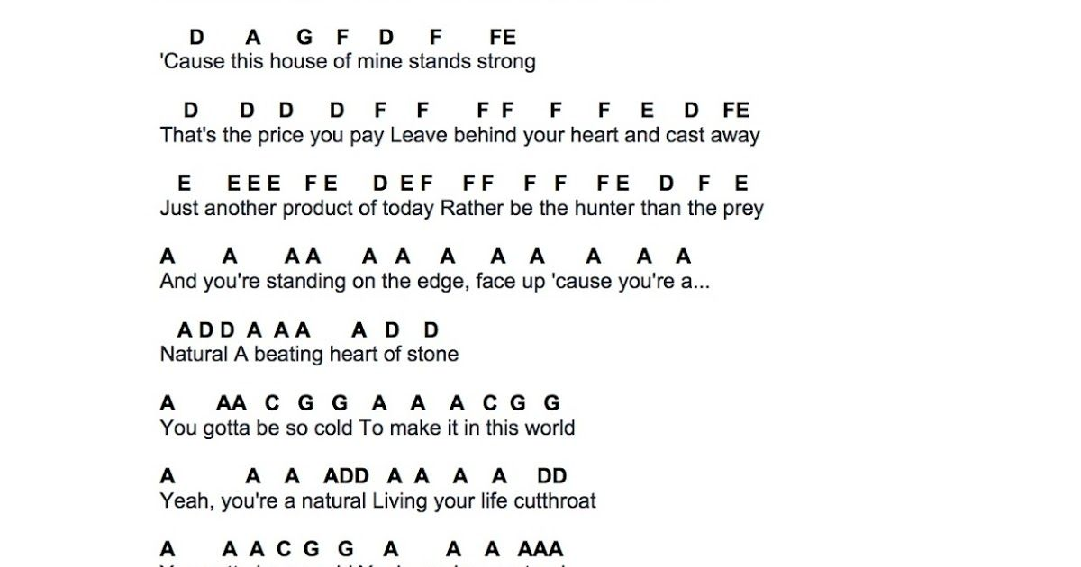 Flute Sheet Music Natural With Images Flute Sheet Music