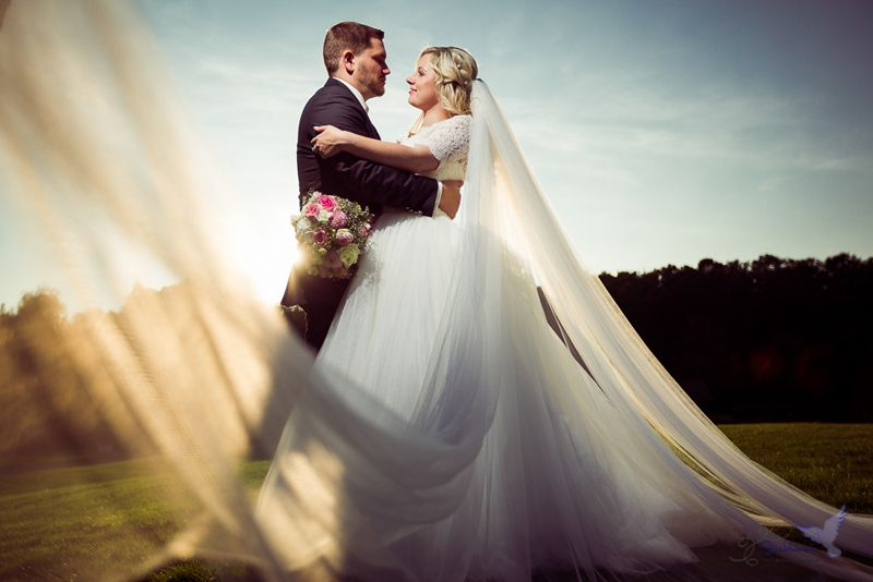 Die Hochzeit von Christina und Sebastian