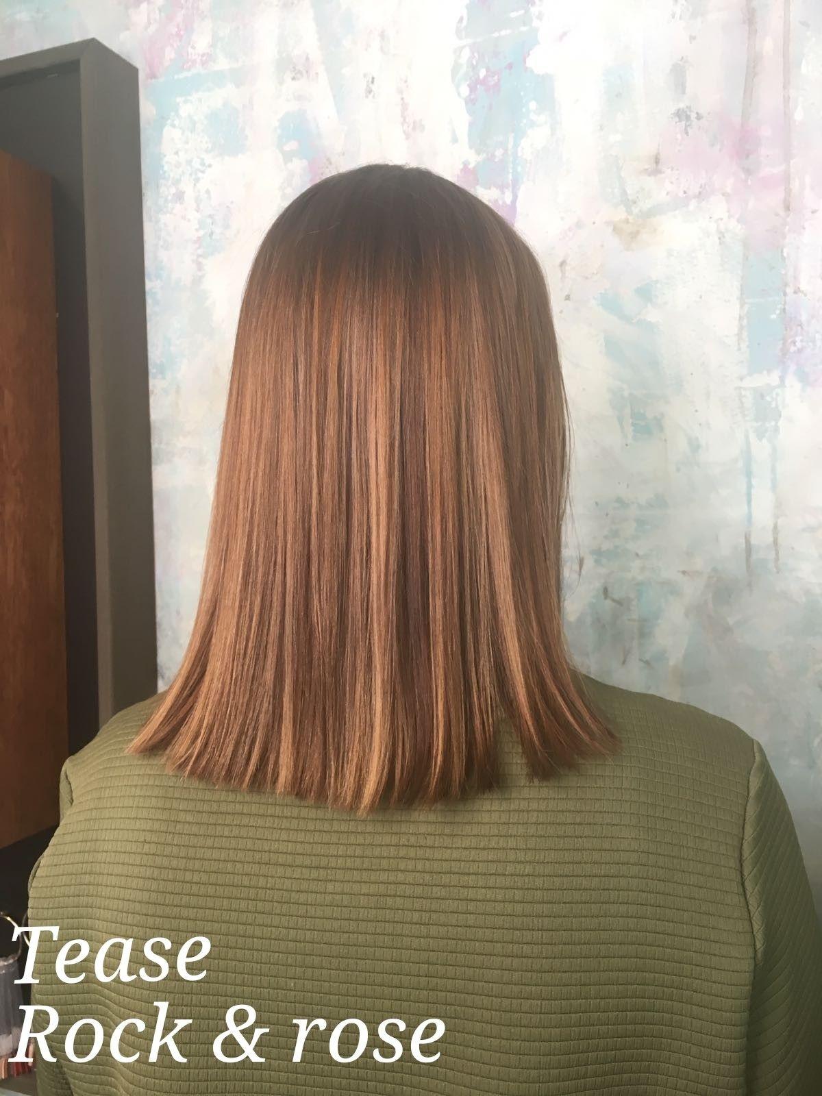 Decorbiekapper semi short hair u lob pinterest lob and short hair