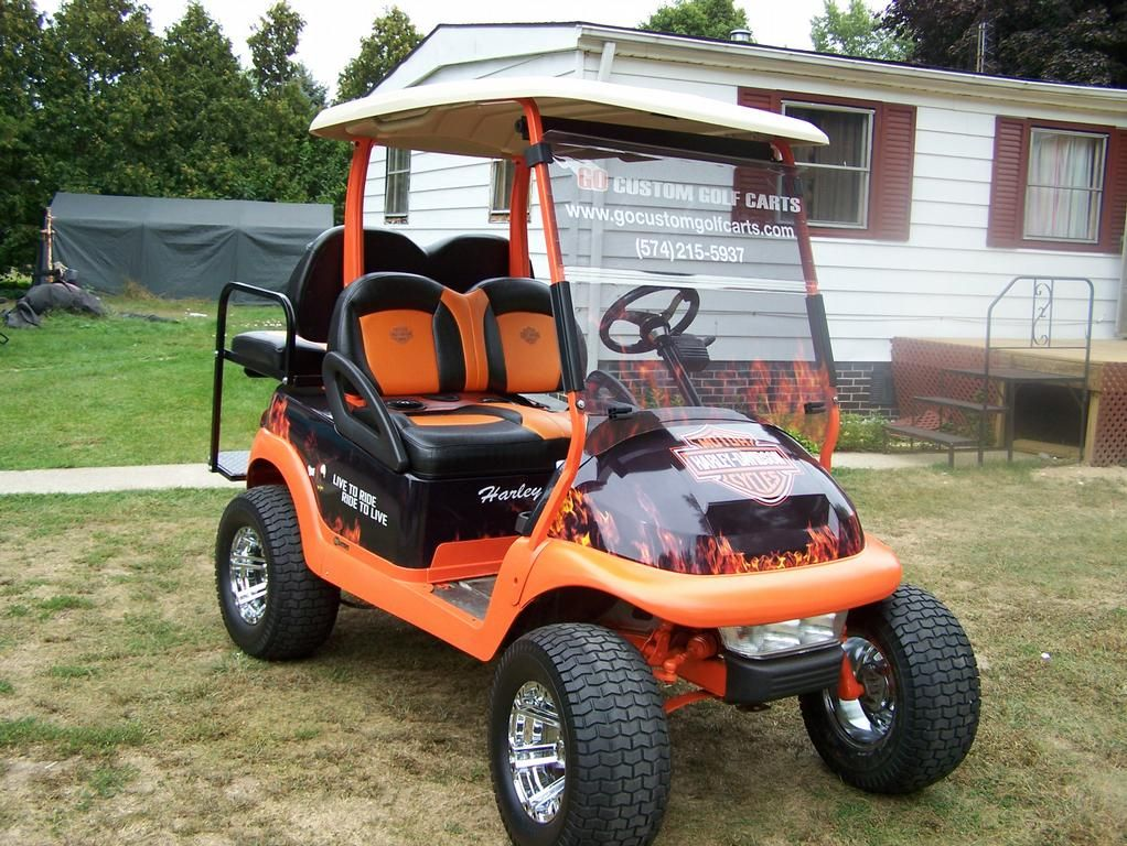 golf cart wraps and graphics Golf Cart Graphics www