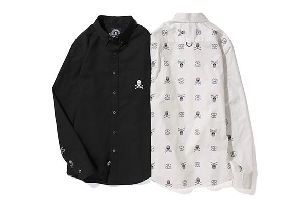 Stussy x Mastermind Japan SS'13 colection