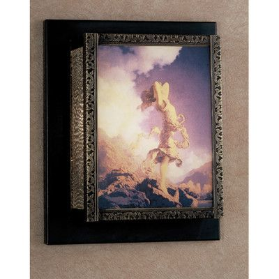 Meyda Tiffany 1 Light Maxfield Parrish Ecstacy Wall Sconce